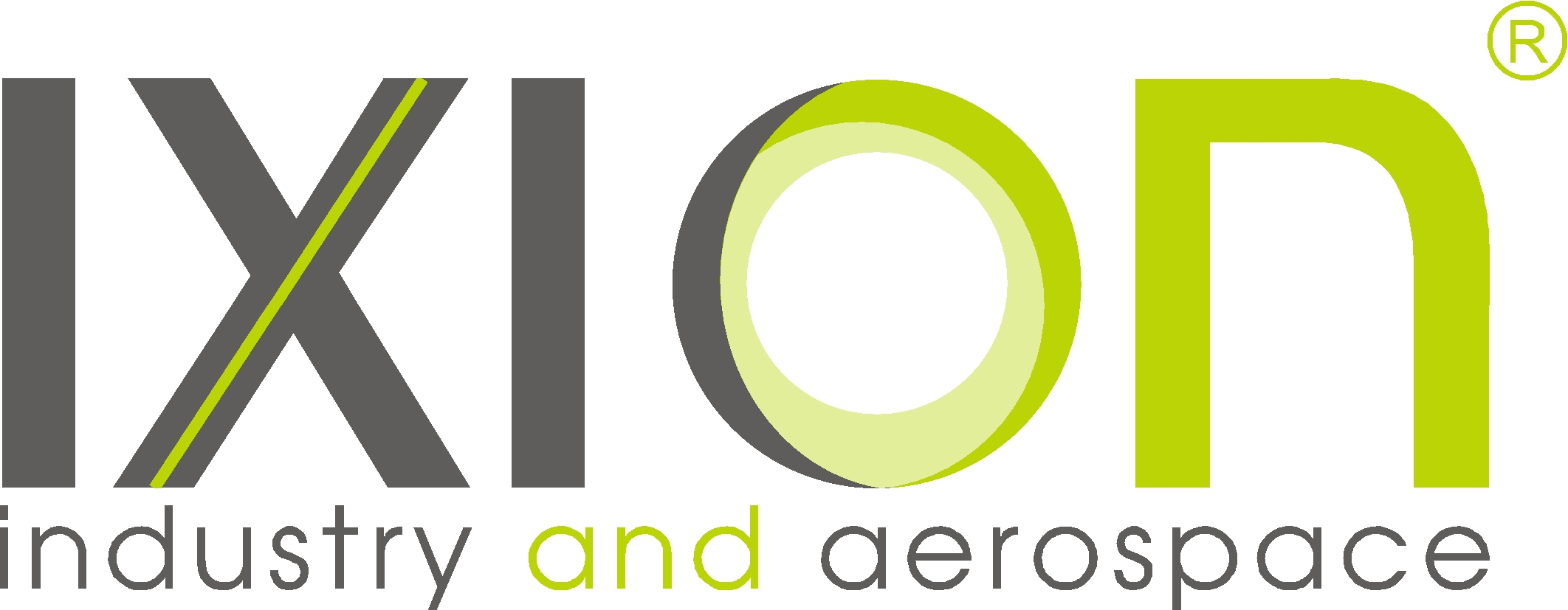 Logotipo Ixion Industry and Aerospace